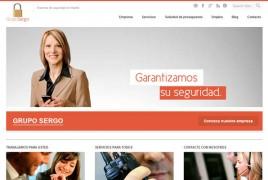 Página web del Grupo Sergo