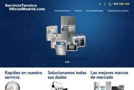 Web del Servicio técnico oficial ATEM en MAdrid
