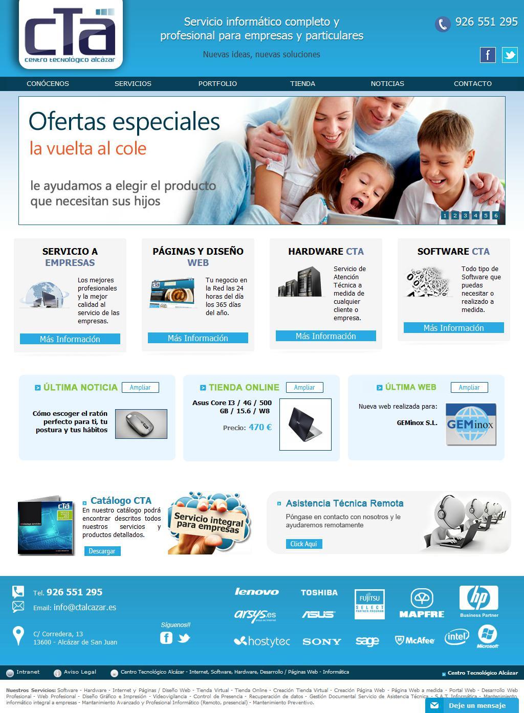 Centro Tecnologico Alcazar