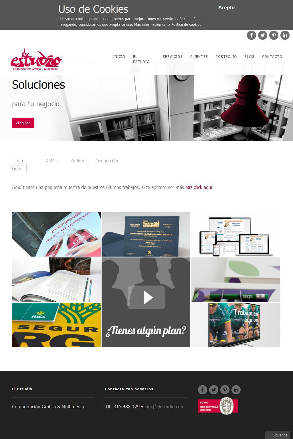El Estudio Comunicacion Grafica y Multimedia