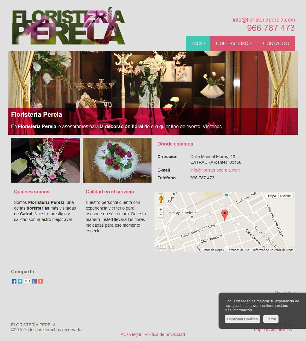 Floristeria Perela